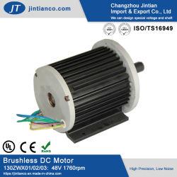 130mm 12V 24V 48V haute puissance à vitesse variable voiture électrique sans balai de CC servo du pignon planétaire pour pompe du ventilateur de moteur BLDC rectifieuse de chaîne