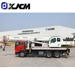 판매를 위한 Qy25 25ton 건축 엔진 유압 트럭 이동 크레인