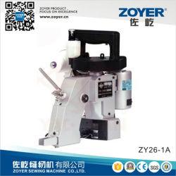Zy-26 de draagbare Verzegelende Machine van de Verpakking Zoyer van de Zak Dichtere Naaiende