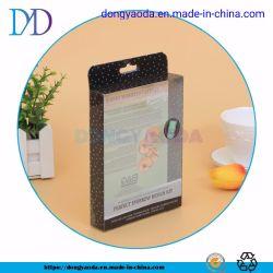 小売りで包む携帯電話の箱または明確なプラスチックPVCペット外ボックス電話箱ボックスのためのカスタムプラスチック包装PVCボックス