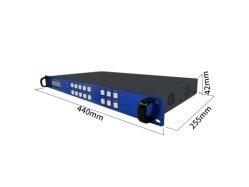 3X7 비디오 월 컨트롤러, 4K 9x9 HDMI 매트릭스 스위치 판매 4x4 8x8 DVI HDMI 매트릭스 컨트롤 스위처(IR 포함