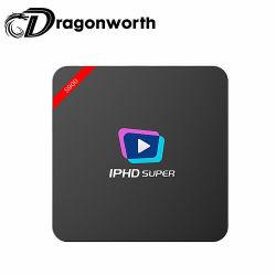 Linux OS, StützJäger /LAN/H. 265/WiFi innerhalb des neuen IPTV Kastens Iphd S900
