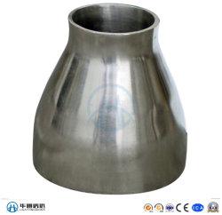 Aço inoxidável um234wpb Soldadas redutor