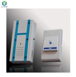 LEDの表示器電池式の無線音楽ドアベル