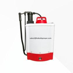 16L портативный рюкзак опрыскивателя с 12V аккумулятор для фермы сад газон внесение удобрений соблазнительные сорняков убийства