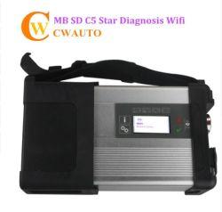 MB BR C5 BR verbinden Compacte vijfsterrenDiagnose aan WiFi voor Auto's en Vrachtwagens zonder Software HDD