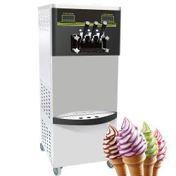 La bomba de aire yogur helado suave helado duro italiana Fabricante de máquina