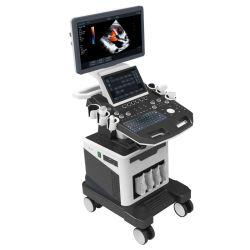 Медицинские устройства портативных ультразвуковых исследований в больнице ультразвукового оборудования