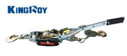 Kingroy 4ton de trinquete de alta calidad el cable de alimentación de mano Herramienta tensora Cable Extractor Extractor de trinquete de cable