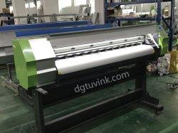 stampante di getto di inchiostro esterna dell'interno di Digitahi della pubblicità della bandiera del PVC di 5FT