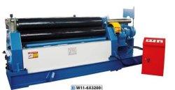 Mécanique à trois rouleaux de machines de laminage de la plaque avec la CE Appoved