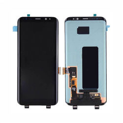 フレームを持つアセンブリとSamsungギャラクシーS8のための最上質の携帯電話LCDのタッチ画面