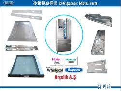 Frigorifero/congelatore di alta qualità, utensile/stampo/stampo da un affidabile fornitore di stampi per stampi in Cina Per refrigerazione/congelamento di parti metalliche
