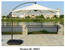 2.7 عداد فولاذ حديد ترقية فناء [سون ومبرلّا] حديقة شمسيّة مظلة خارجيّ أثاث لازم تغطية (بدون حجارة قاعدة)