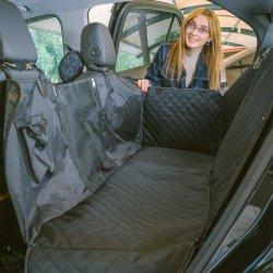 Свободной от химических веществ водонепроницаемый кожух подушки сиденья, устойчивым к царапинам назад собака Cat Car гамак аксессуары для ПЭТ