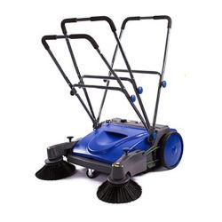 السير خلف الأرضية آلة الكناس معدات تنظيف الطرق الدفع اليدوي سعر المصنع للتعقيم في المستشفيات