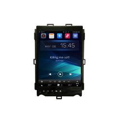 In het groot Douane - GPS van de Auto DVD van het Systeem van de Integratie van de Navigatie van de Auto van de Stijl Tesla Androïde Audio van het Scherm van het Systeem Verticale Ontvanger Van verschillende media voor Zotye Z360 2017 2018
