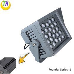 Usine de haute puissance LED de sécurité IP65 Extérieur Luminaires d'inondation