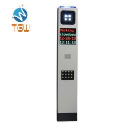Riconoscimento automatico della targa del veicolo per il sistema di controllo dell'accesso al parcheggio Telecamera TVCC