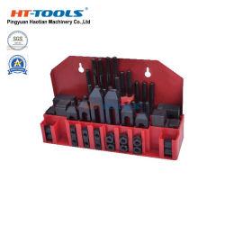 장비를 죄는 CNC 기계 M8 M10 M12 M14 M16 M18 M20 M22 호화로운 강철 높은 경도 58PCS를 위한 장비를 죄는 조합