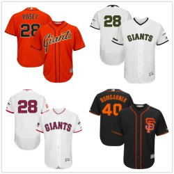 Men's Giants de San Francisco Buster Posey Cool maillot de baseball de base
