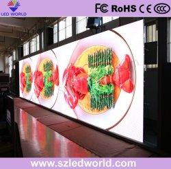 1/4 Scan P8 Display a colori LED per esterni per la pubblicità