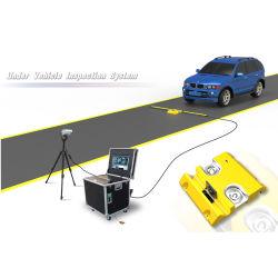 Les produits de sécurité sous le véhicule du scanner de voiture modèle de système de surveillance