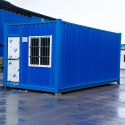 L'environnement matériel fabriqué Flat Pack maison préfabriqué