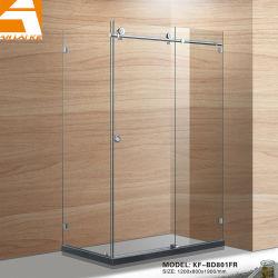 항저우 목욕탕 간단한 샤워 내각 (BD801FR)