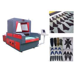 진짜 가죽 신발 기업 선화 표하기 꿰매는 선 Vamp 표하기 기계