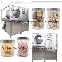 대중음식점 또는 낙농장 또는 체더링 또는 아이스크림 농업 가공하거나 부엌을%s 산업 동결 건조기 음식 장비