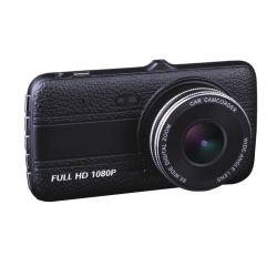4.0 GPS WiFi機能車DVRが付いているインチFHD 1080P車のダッシュのカメラ
