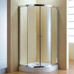 미닫이 문 내각 목욕탕 유리를 가진 알루미늄 프레임 샤워실