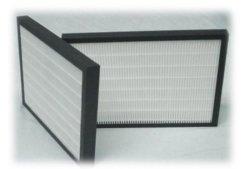 ULPA/Ashrae/HEPA Air Purifier Filter Paperのためのガラス繊維Air Filter Paper