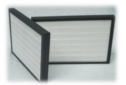 ULPA/Ashrae/HEPA 공기 정화기 여과지를 위한 섬유유리 공기 정화 장치 종이