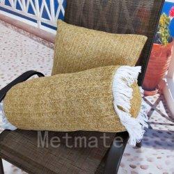 Comercio al por mayor de la moda clásica al aire libre cubierta impermeable de almohada de tela única