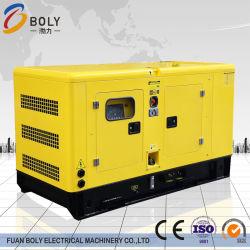 Nuevo recomendado 100kw insonorizadas 6 Golpe 1800rpm 60Hz ultra silencioso generador de energía para la venta al mejor precio