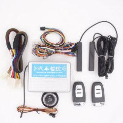 2g приложения управления автомобиля, GPS GSM Pke Smart Отопрется дистанционного запуска двигателя стартера остановить автомобиль сигналов тревоги