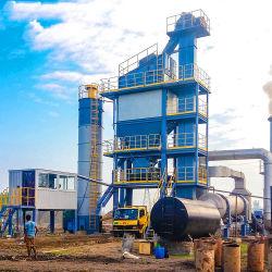 Produtos prefabricados de planta de asfalto Design Modular da mistura de Tambor Planta de asfalto