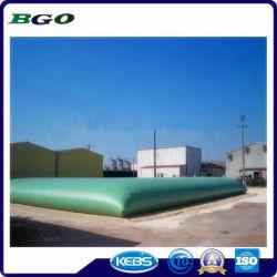A irrigação agrícola flexível lona de PVC do tanque de água de PVC bexiga de Água