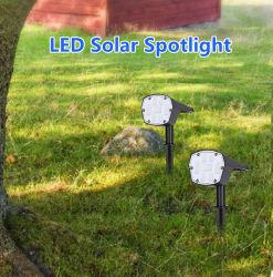 Solarpunkt-Lichter der China-Fabrik-heiße Verkaufs-LED für Garten-Garage-Dekoration