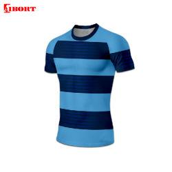 Aibort Sportkleidung-Sublimation-Hemd-kundenspezifische RugbyJerseys (N-RJ04)