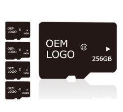 بطاقة ذاكرة Micro SD سعة 16 جيجابايت و64 جيجابايت و128 جيجابايت microSD بطاقة Uitra C10 TF من نوع 80 م/S C4 8غ من Cartao De الذاكرة