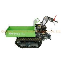 Сад механизма гусеничный Барроу электроэнергии Барроу Mini Dumper