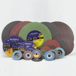 Volet de coupure d'Abrasifs disque de meulage de Roue de coupe pour toutes les 400 de métal