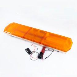 Xiongke 220W 1.2m COB LED 警察用ライトバー緊急警報 ライトバー