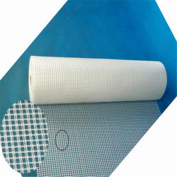 Maglia in fibra di vetro autoadesiva resistente agli alcali da 4mmx4mm colore blu
