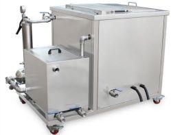 نظام فلتر وميضه الزيت لمنظف الموجات فوق الصوتية للصناعة