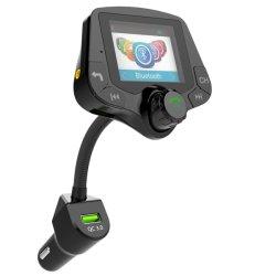 Цветной экран Full HD автомобильный комплект беспроводной связи Bluetooth MP3-плеер G24 комплекта Громкоговорящей Связи Радиотелефона вызов автомобильный комплект