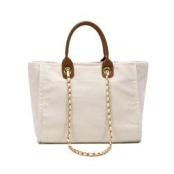 Дамскую сумочку производителя OEM/ODM оптовая торговля на заводе, Фо из натуральной кожи женская сумка PU ПВХ сумки через плечо мешок на пляже леди дамской сумочке